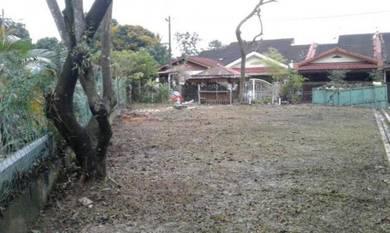 Single Storey Terrace Corner Lot Taman Sri Keramat/Lembah Keramat AU4