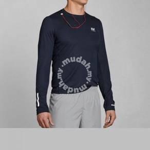 Sports series solid color long sleeve AF
