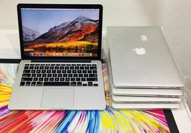 MACBOOK PRO 13 COREi7/16GB/512SSD/YEAR2015