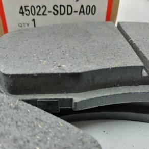 Honda Civic FD Accord SDA Stream RN6 brake pad Ori