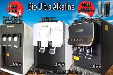 Water Filter Penapis Air Bio ULTRA cooler K-iPOH