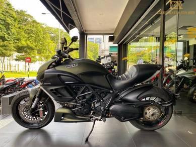 Ducati diavel 1200 low mileage