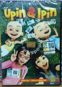 DVD UPIN Dan IPIN Musim 9 Vol.46