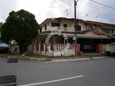 Double Storey Corner at Station18 Pengkalan
