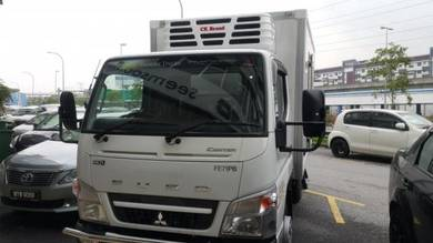 New lorry freezer/chiller hino isuzu mit fuso
