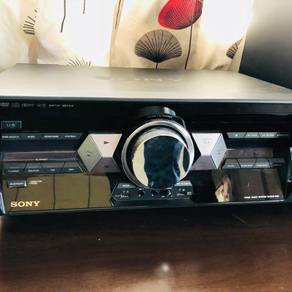 Sony home audio system shake-66d
