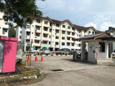 Sri Bayu Apartment Full Loan