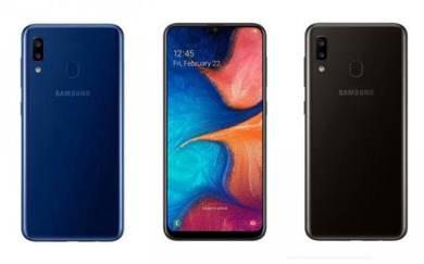 Samsung Galaxy A20 (6.4