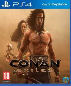 PS4 conan exiles game