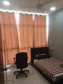 [FULLY] Suria Jaya Room FOR RENT Uitm Unisel Sek 7 Ktm Padang Jawa