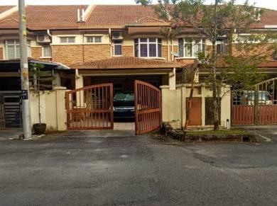 2-Storey Terrace House (Freehold) for Sale in Bandar Mahkota Cheras