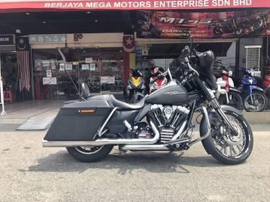 2013 Harley Davidson Street Glide 1690 Tiptop BMM