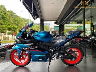 Yamaha R25 R 25 R 250 NEW COLOUR