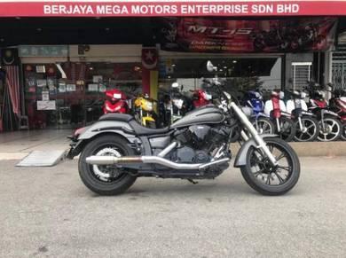 Yamaha Vstar V-star XV950R bolt 950 Low Milleage