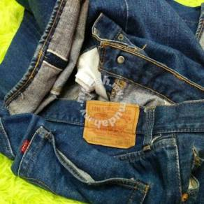Vintage 70's Levi's 501e Single Stitch No6 Jeans