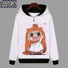Anime Umaru sweater Jacket long sleeve