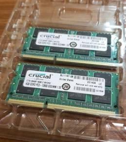 Crucial 8GB Laptop RAM