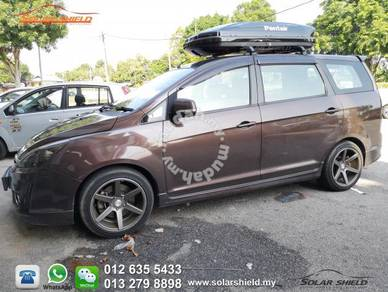 Universal Travel Roof Box Slim Roof Box Sporty