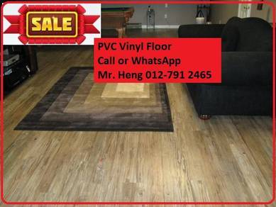 Simple Vinyl Floor with Installation S4T3G