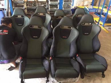 Accord cl1 euro r recaro seat