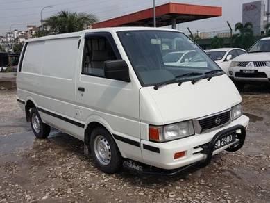 2009 Nissan VANETTE 1.5 (M)Panel Van, One Owner
