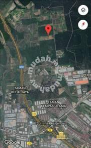 64ac Kempas Lama Kawasan Perindustrian Tmn Berjaya Residence Land SALE