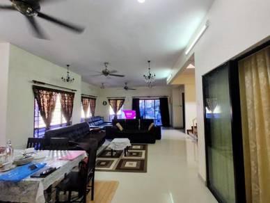 ENDLOT MURAH FACING OPEN   2 Storey Taman Prima Saujana Impian Kajang