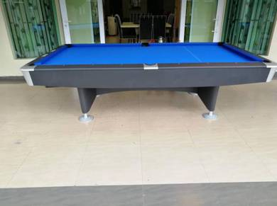 Refurbished Good Condition 9ft Pool Table