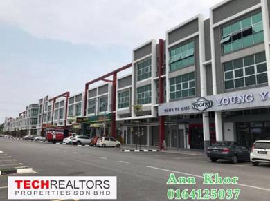 1city Corner Shoplot Near Autocity Industrial Bkt Minyak