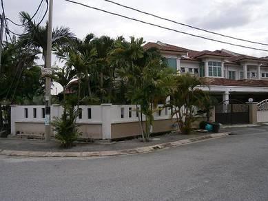 Double Storey Corner at Bandar Baru Tambun
