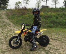 Minicross 9hp 50cc new motorcross s