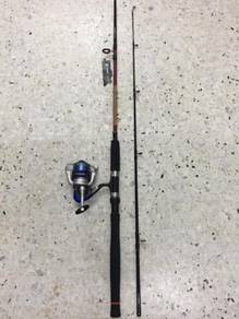 NEW - PIONEER Fishing Rod + Reel + Line [Full Set]