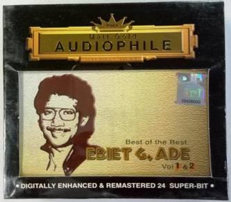 CD EBIET G. ADE Best of The Best Digital 24 Bit