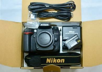 Nikon D7000 (sc 9k)