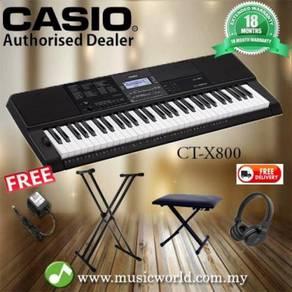 Casio ct-x800 portable keyboard electric keyboard