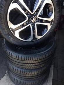 Honda HRV OEM 17 Inch Sport Rim With Tyres