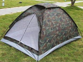 Camo Lightweight 2 Persons Army Camping Outdoor