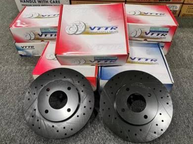 Vttr Sport Brake Disc Rotor - Proton Saga Blm Flx