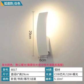 Led wall light outdoor waterproof IP66