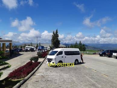 Kota Kinabalu rental Van Bus City Sighseeing Tour