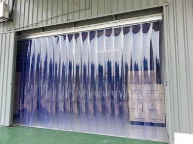 Heavy Duty 3mm PVC Strip Curtain