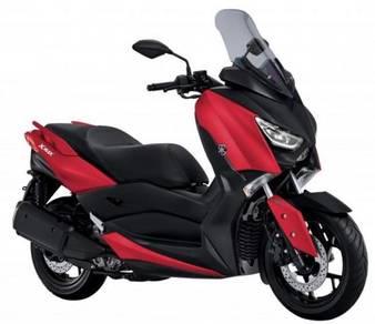 Yamaha xmax 250 scooter promosi hebat