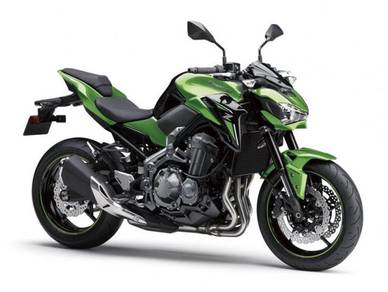 Kawasaki z900 abs (pre owned) superb promotion
