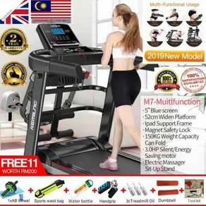 Treadmill KEMILNG M7 3.0Hp NEW 2020 MULTI