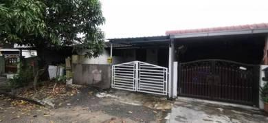 Single Storey Terrace Lorong Siakap Bandar Seberang Jaya For Sale