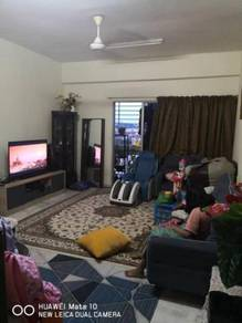 Partially Furnished Petaling Indah Condo Sungai Besi Bkt Jalil TBS
