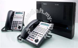 NEC SL1000 Key Telephone System (PABX Keyphone)