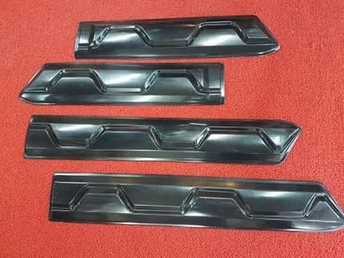 Ford ranger door protector door cladding v2