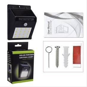 New Model 16 LED (Motion Sensor+Dim Mode) Solar