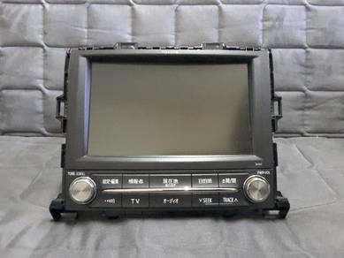 Original Toyota Vellfire 9